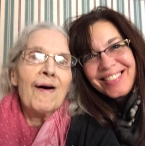 me and my mom Feb 2017